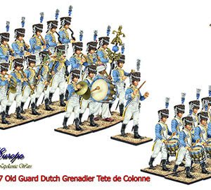 OG Dutch Grenadiers Band