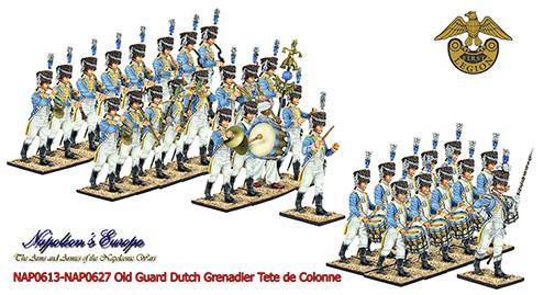 OG Dutch Grenadiers Band
