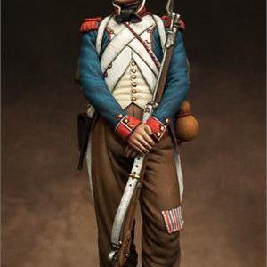 FL7505 Napoleonic French Revolutionary Grenadier 1796-1805