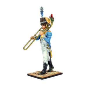 NAP0622 Old Guard Dutch Grenadier Band Trombone