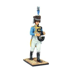 NAP0624 Old Guard Dutch Grenadier Band French Serpent