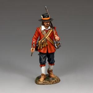 PnM041 Walking Musketeer