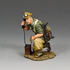 AK128 Battlefield Communications