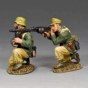 AK129 MG42 Gun Support