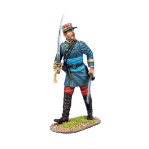 FPW01 French Line Infantry Officer 1870-1871