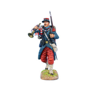 FPW05 French Line Infantry Trumpeter 1870-1871