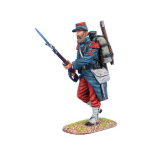 FPW07 French Line Infantry Sapper 1870-1871