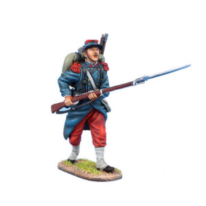FPW09 French Line Infantry Private #1 1870-1871