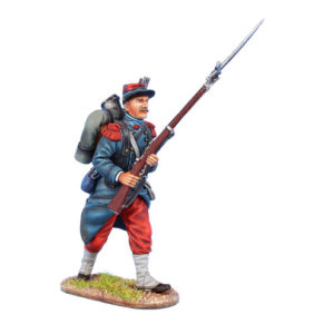 FPW10 French Line Infantry Private #2 1870-1872