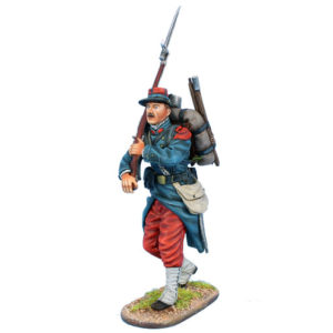 FPW12 French Line Infantry Private #4 1870-1874