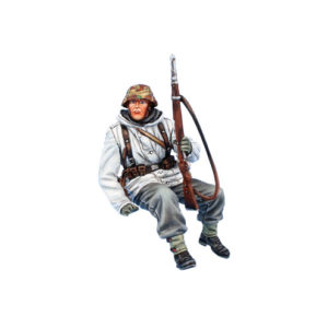 LWG003 German Panzer Grenadier Rider with K98 #1