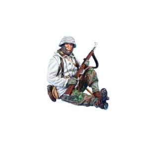 LWG004 German Panzer Grenadier Rider with Gewehr 43 #1