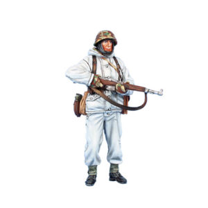 LWG007 German Panzer Grenadier Rider with Gewehr 43 #3
