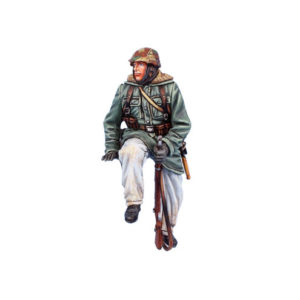 LWG009 German Panzer Grenadier Rider with K98 #3