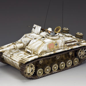 BBG118 The Winter STUG III