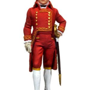 BH0604 Le Premier Consul (1801)