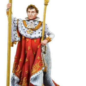 BH0605 Napoleon 1er le Sacre (1804)