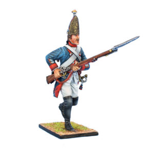 SYW053 Prussian Grenadier Advancing #2