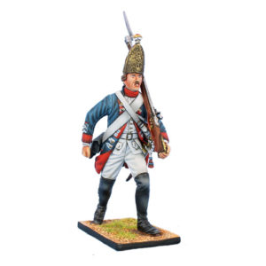 SYW055 Prussian Grenadier Advancing #4