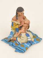 FW0205 MOTHER FEEDING BABY