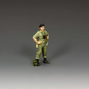 VN063 Standing Armoured Corps Officer