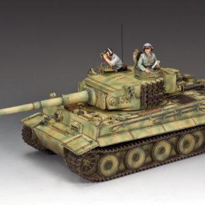 WS352 Michael Wittmann's First Battlefield Tiger