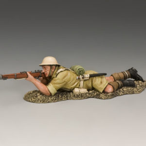 EA082  Lying Firing Rifleman