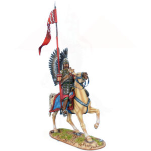 TYW029 Polish Winged Hussar with Lance