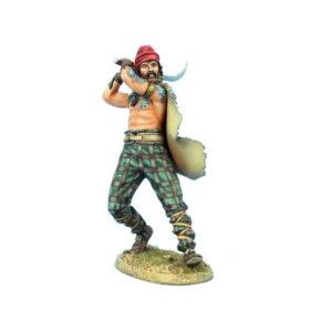 ROM228 Dacian Warrior with Falx