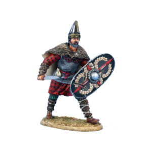 ROM231 Noble Dacian with Sword and Shield