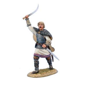 ROM232 Dacian Warrior with Falx and Gladius
