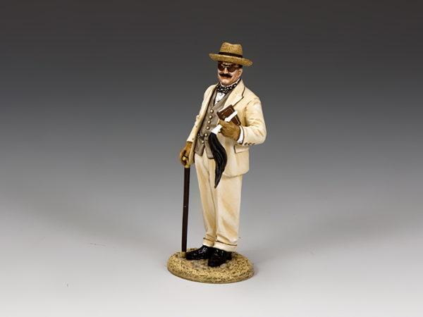 WoD063 Hercule Poirot