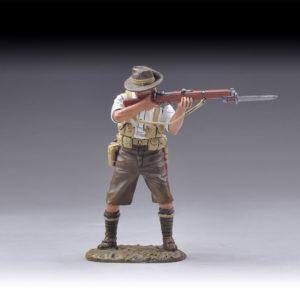 GW055B - Aussie Rifleman White Shirt