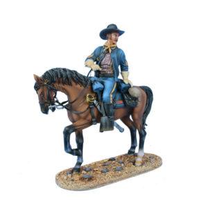 WW021 US Cavalry Sergeant Scout
