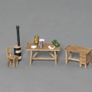 ACCPACK 029 Office and Tea Set