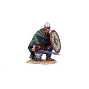 VIK020D Viking Shieldwall - Front Row #4