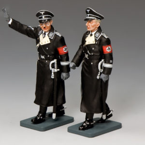 "LAH197 ""Himmler & Heydrich... The Deadly Duo"" (black version)"