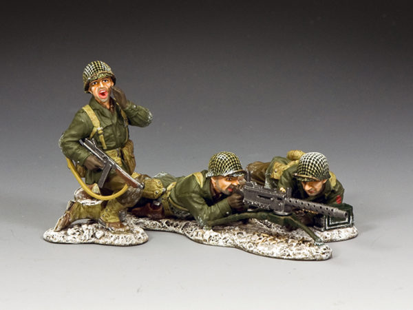 BBA089 Winter Machine Gun Group