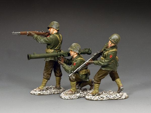 BBA090 Winter Bazooka Team