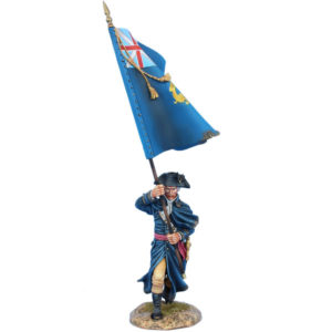 AWI110 US 8th Continental Regt Standard Bearer