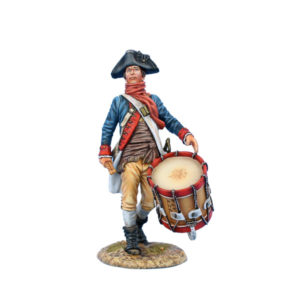 AWI111 US 8th Continental Regt Drummer