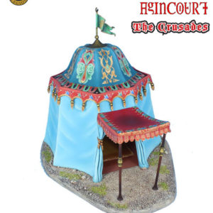 TER016 Medieval Pavilion Tent