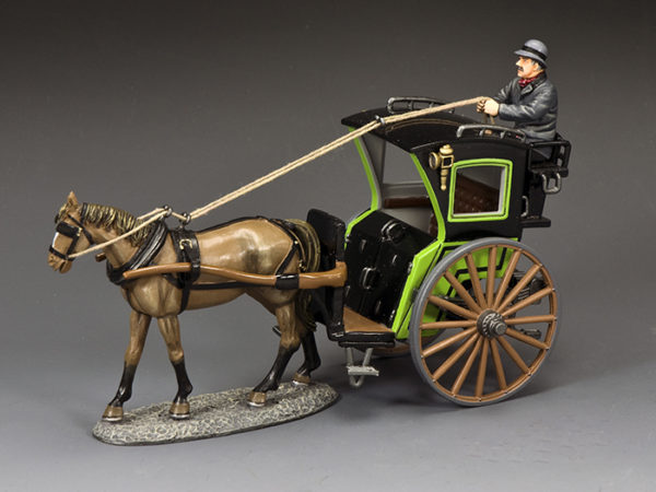 WoD067 The Green Hansom Cab Set