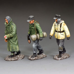 SGS-BBA002 GERMAN WINTER PRISONER SET