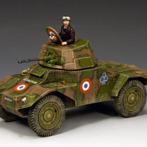 EA078 Valentine MK III Tank
