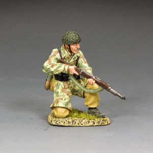LW078 Fallschirmjager Rifleman Kneeling Ready