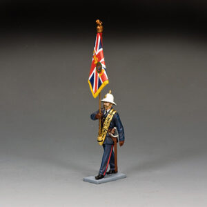 CE041 Royal Marine Officer w/Sword