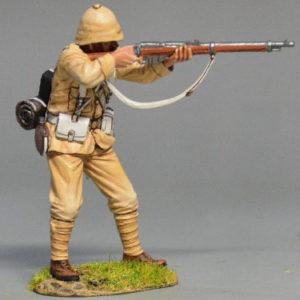 BOER6002 British Infantryman Standing Firing