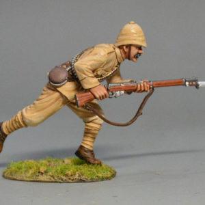 BOER6005 British Infantryman Charging