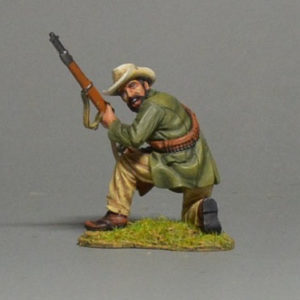 BOER6016 Boer Kneeling w/Rifle